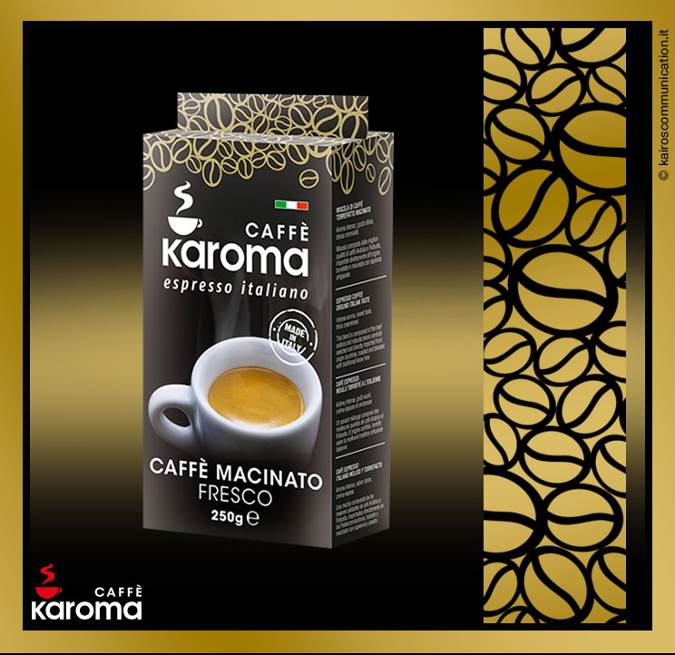 Ground coffee_karomacaffè