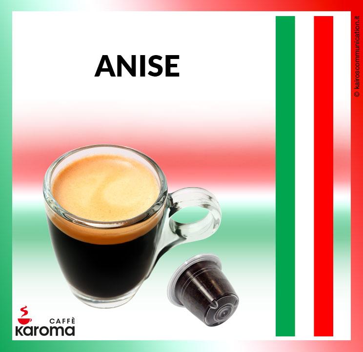 coffee capsules anise_karomacaffè