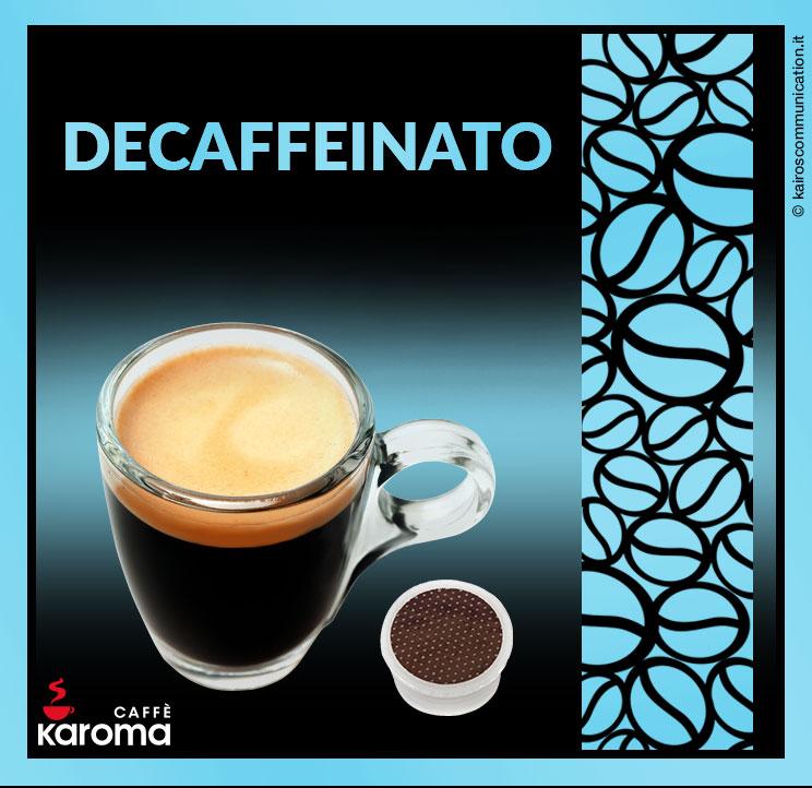 Compatible capsules dek Lavazza_karomacaffè