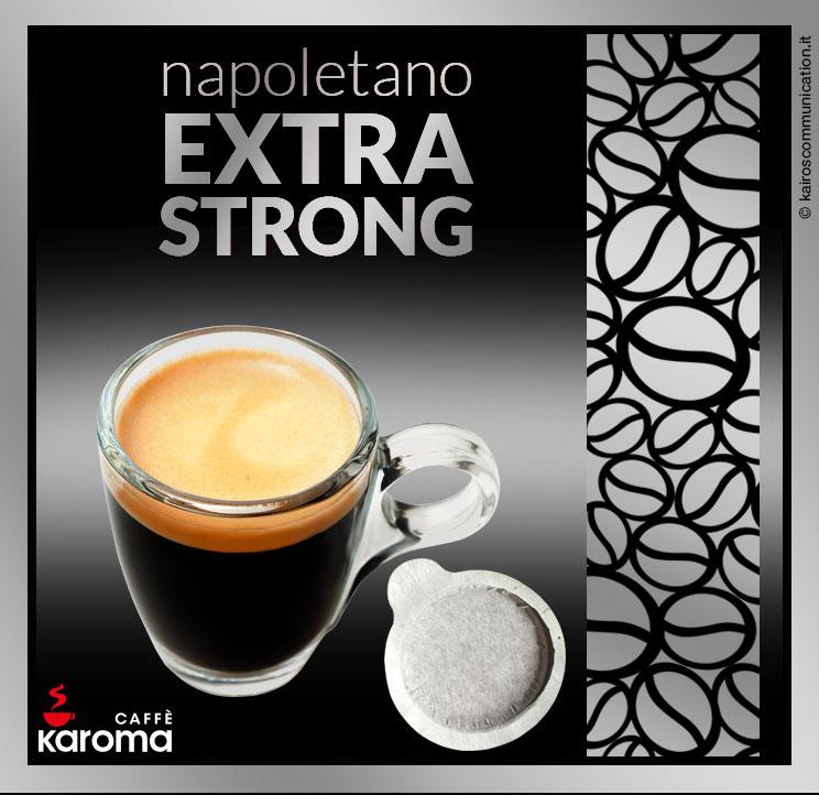 Coffee pods napoletano_karomacaffè